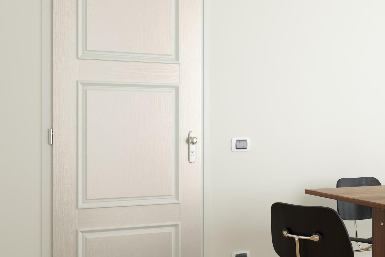 Pellicola adesiva frassino perlato larg 60 cm al metro for Pellicola adesiva effetto legno