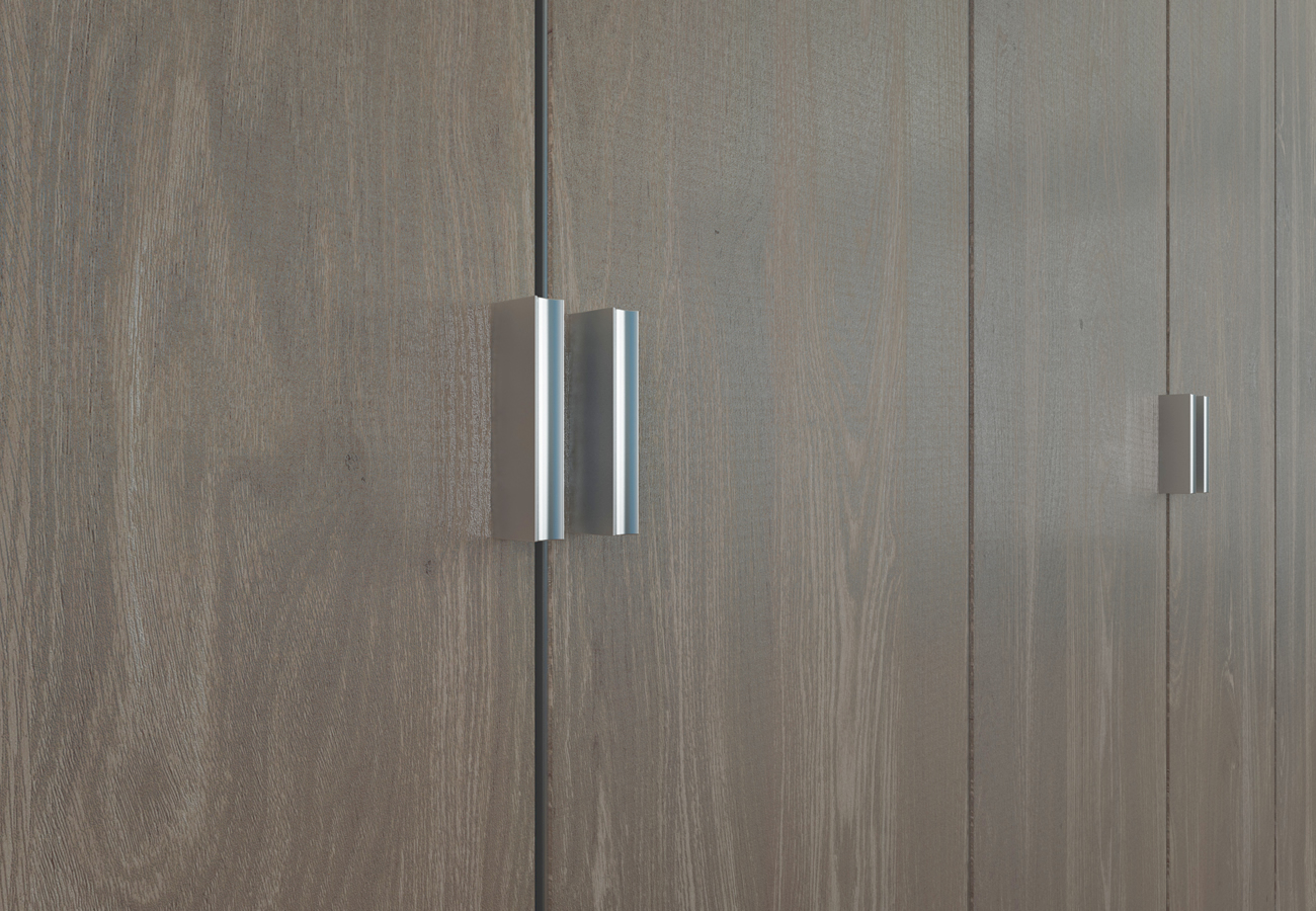 Pellicola adesiva rovere grigio larg 90 cm al metro for Pellicola adesiva effetto legno