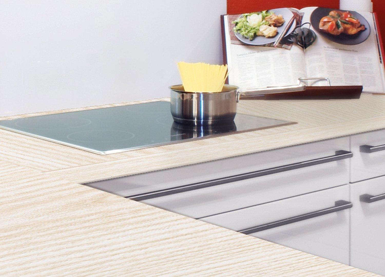 Pellicola adesiva frassino sbiancato 67 5 cm x 2 mt in for Pellicola adesiva mobili