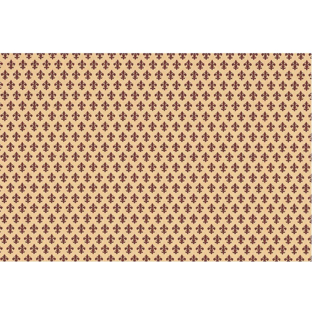 Pellicola adesiva giglio rosso 45 cm x 2 mt in vinile - Carta adesiva per mobili bambini ...