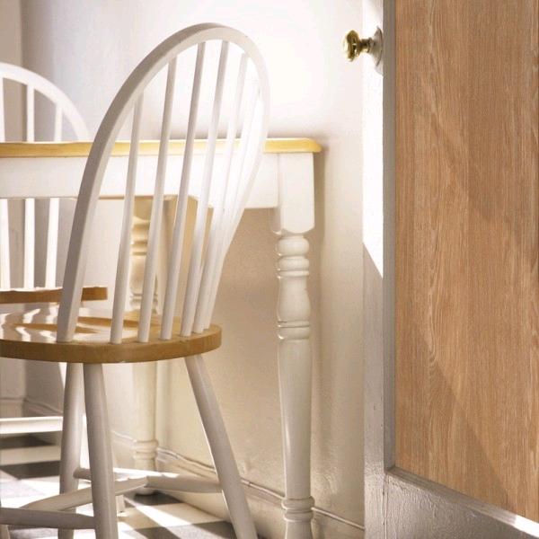 Pellicola adesiva rovere trattato rustico 90 cm in vinile for Pellicola adesiva effetto legno