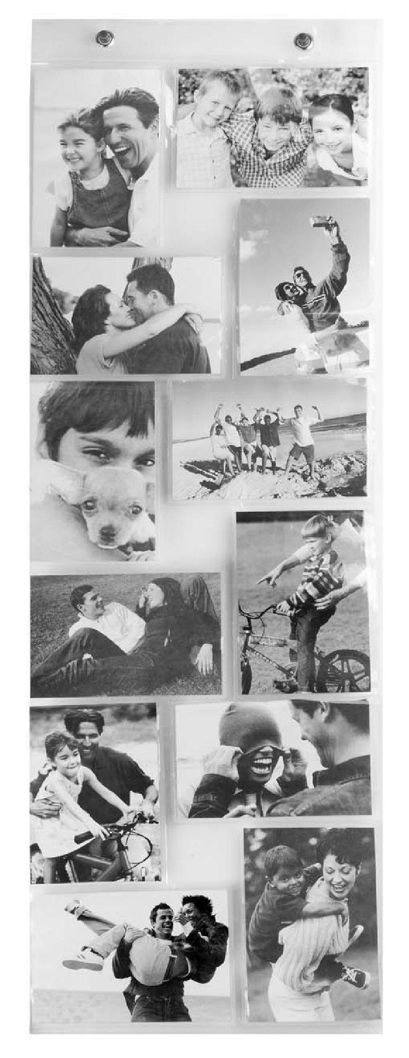 Portafoto cornice multipla in busta da appendere - Portafoto da appendere ...