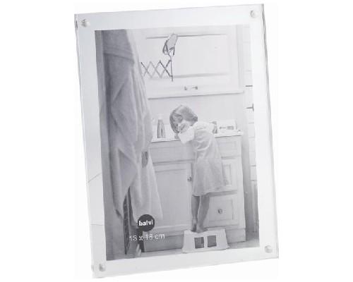 Portafoto cornice singola claire 20x25 da tavolo in - Portafoto da tavolo plexiglass ...