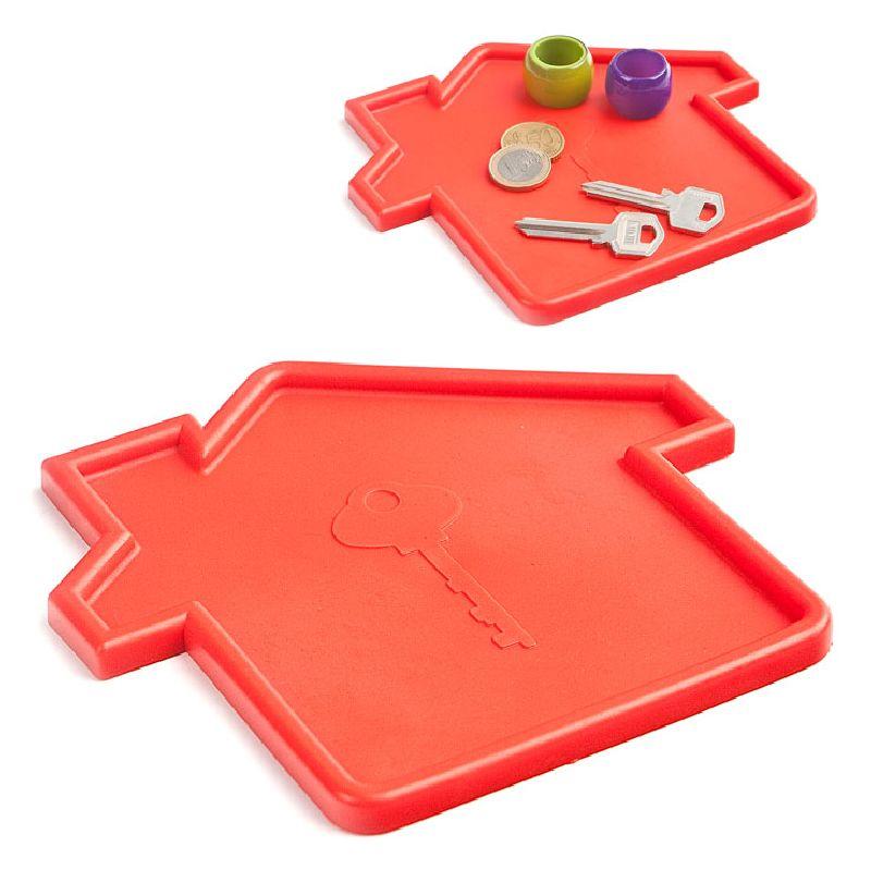 Vassoio svuota tasche casetta red porta oggetti idea per la casa for Amazon oggetti per la casa