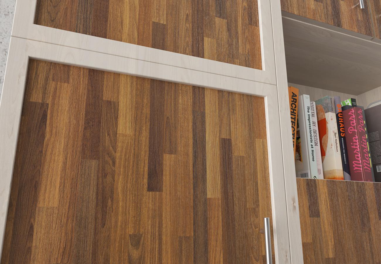 Pareti Ricoperte Di Legno : In legno per pareti interesting pannelli d poliuretano pareti