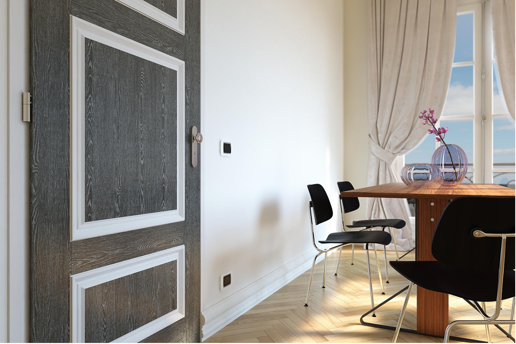 Vendita artesive wd 002 pellicola adesiva rovere grigio for Pellicola adesiva mobili