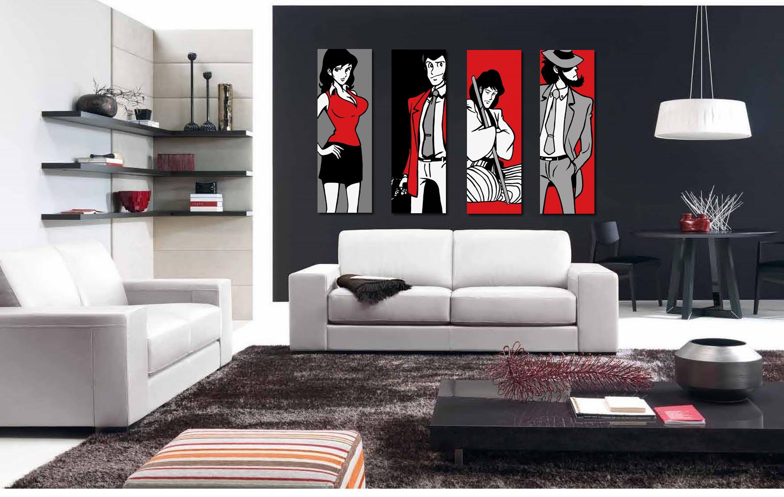 Tappeti Moderni Ebay ~ Idee per il design della casa