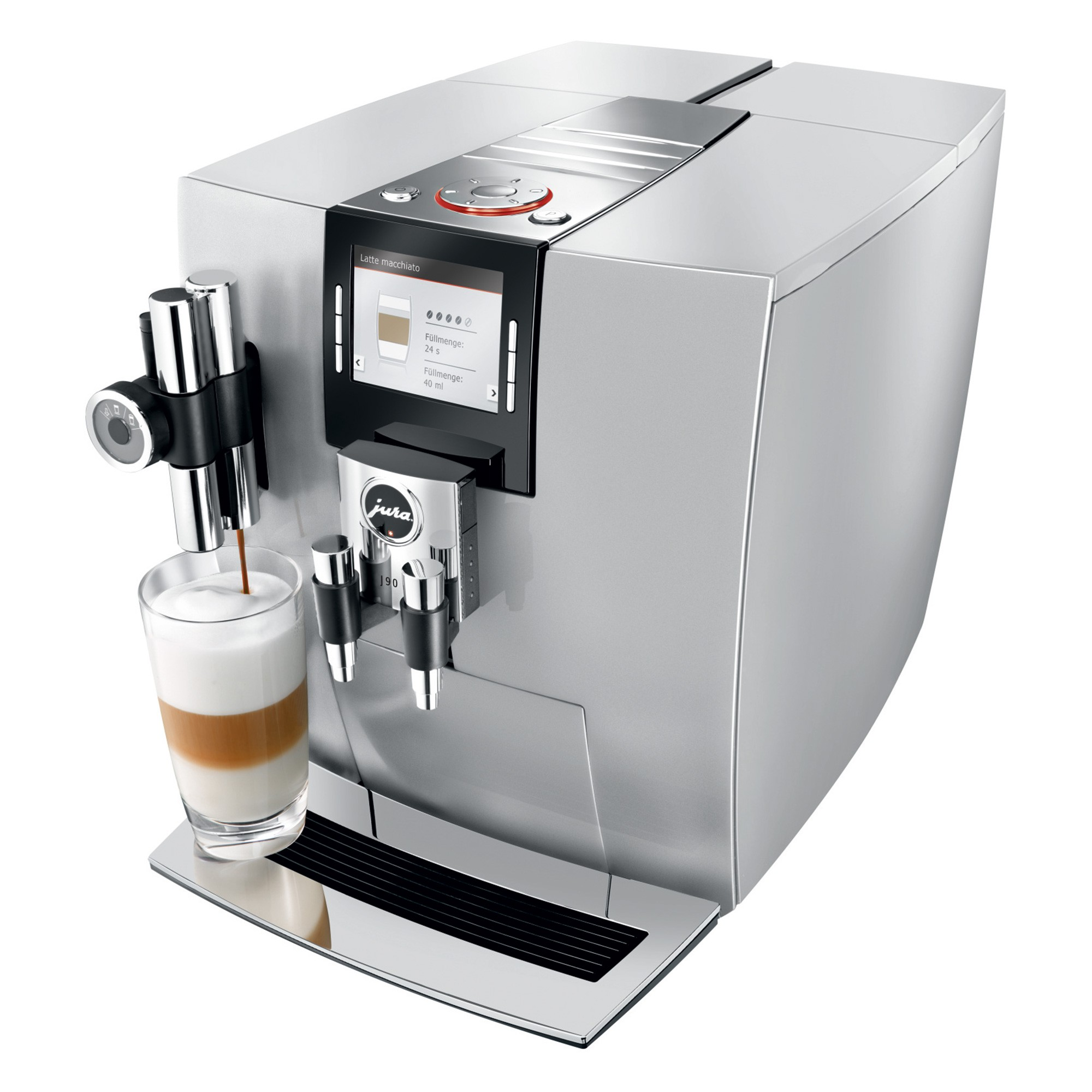 vendita macchina caff jura impressa j90 one touch aroma
