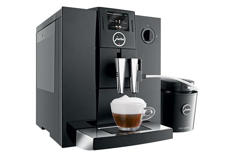 vendita macchina caff jura impressa f8 aroma automatica. Black Bedroom Furniture Sets. Home Design Ideas