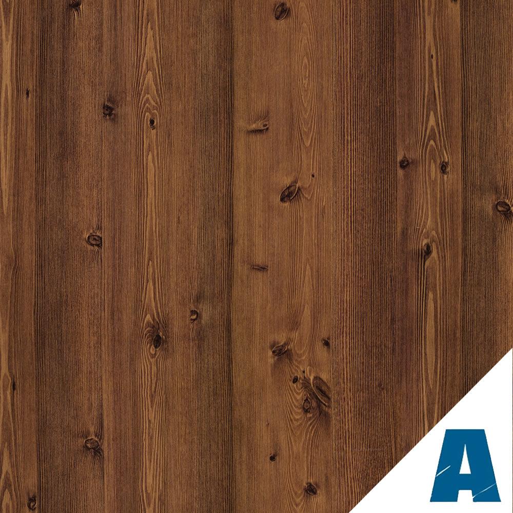 Vendita artesive wd 052 pino scuro doghe larg 30 cm al for Pellicola adesiva effetto legno