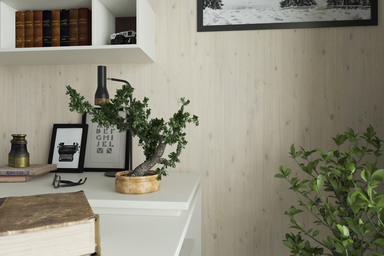 Vendita artesive wd 048 pino sbiancato opaco larg 60 cm for Pellicola adesiva effetto legno