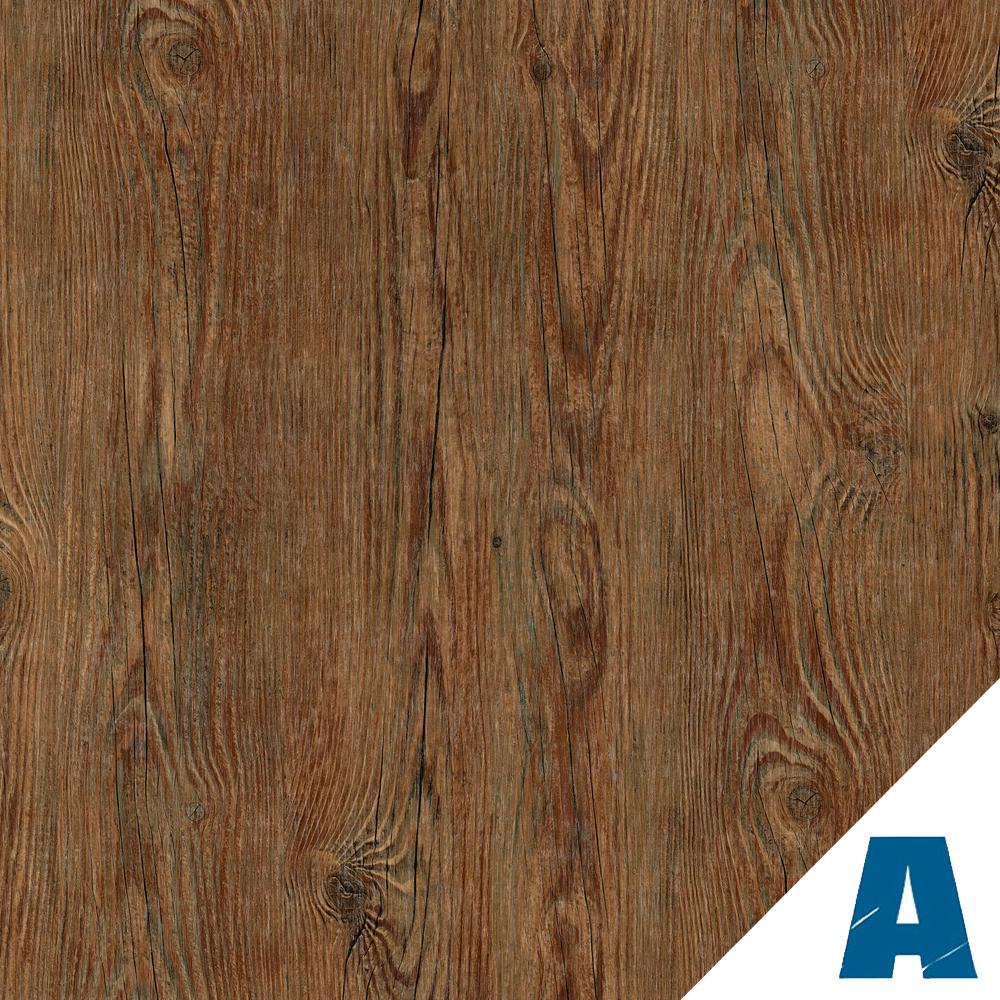Vendita artesive wd 023 legno rustico scuro larg 30 cm al for Pellicola adesiva effetto legno