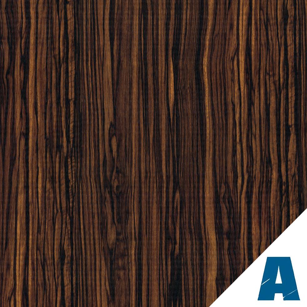 Vendita artesive wd 067 ebano macassar opaco larg 30 cm for Pellicola adesiva effetto legno