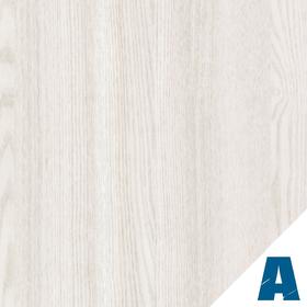 Vendita artesive wd 001 rovere bianco opaco larg 30 cm al for Pellicola adesiva effetto legno